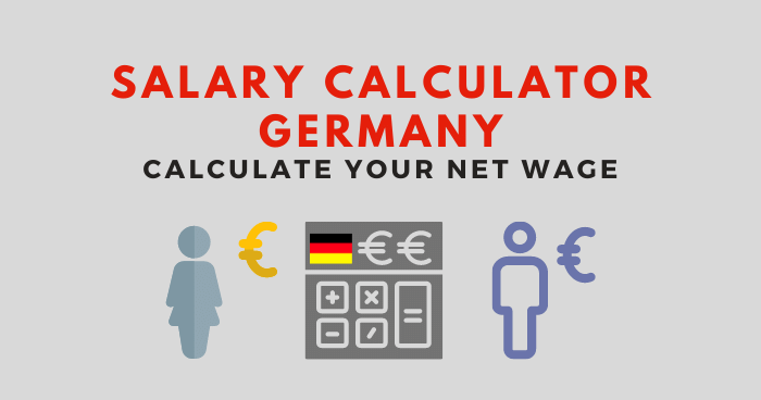 salary calculator germany calculate your net wage