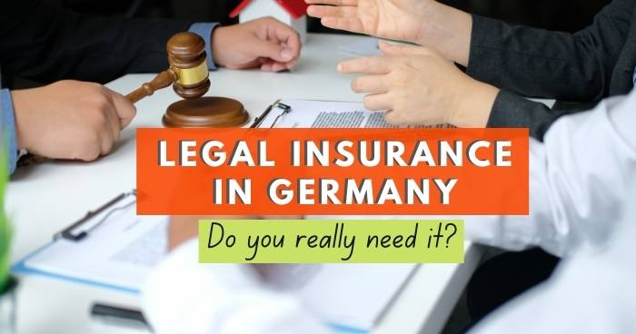 Legal insurance in Germany